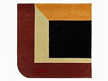 After Georg Karl Pfahler, Composition, Tapestry, 20th C.