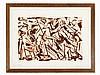 Oleg Kudryashov (b. 1932), Abstract (Plate no. 2367), 1995