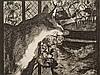 Édouard Manet, Etching, Le Chat et Les Fleurs, France, 1869