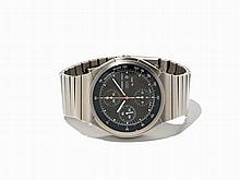 IWC Porsche Design Chronograph, Ref. 3702, Switzerland, C. 2000