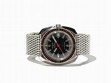 Longines Ultra-Chron Diver's Watch, Switzerland, C. 1968