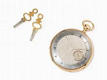 Vacheron Constantin Pocket Watch with Repetition, Around 1880