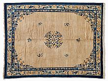 Ningxia Carpet, North West China, Late 19th Century