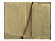 Song Hyun-Sook (born 1952), Curtain, Painting, 2002