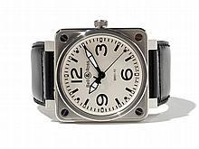 Bell & Ross Men's Aviation Watch, Switzerland, Around 2000