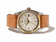 Rolex Datejust Men's Watch, Switzerland, Around 1960