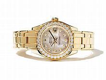 Rolex Datejust Women's Watch, Switzerland, Around 2010