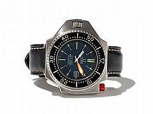 Omega Seamaster Ploprof Diver's Watch, Switzerland, Around 1975