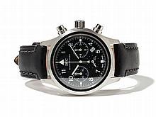 IWC Pilot Chronograph, Ref. 374101, Switzerland, Around 2000