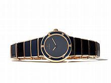 Eterna Galaxis Women's Watch, 18K Gold, Switzerland, 1987