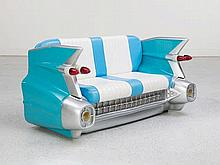 "Cadillac Sofa ""Las Vegas"" With Illumination"
