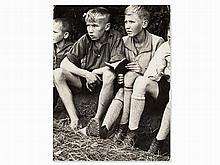 Hinnerk Scheper, Photograph, 'Jugendlager Mehr', 1935