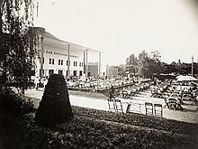 Grete Leistikow, 'Café zur Großen Trommel', 1920s