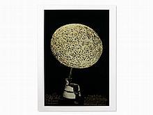 Mo Edoga (1952-2014), Color Photograph, 'Fragile Erde', 2000