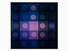 Francisco Sobrino, R.C., Optical Object, Multiple, 1967
