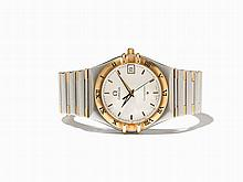 Omega Constellation Wristwatch, Switzerland, 2001