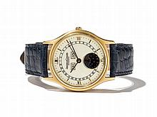 Jaeger LeCoultre Wristwatch, Switzerland, Around 1985