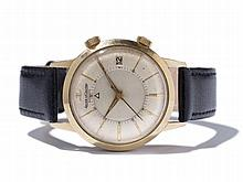 Jaeger LeCoultre Memovox Wristwatch, Switzerland, Around 1960