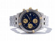 Breitling Chronograph Ref. B 13047, Switzerland, 1992
