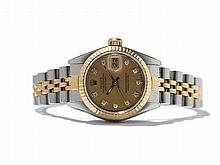 Rolex Datejust Lady Ref. 69000, Switzerland, Around 1980