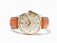 Longines Wristwatch, Switzerland, Around 1960
