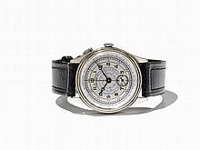 Breitling, Early Single Button Chronograph, Around 1939