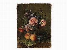 Félix Iniesta Soto (b. c. 1861), Flower Still Life, Oil c. 1890