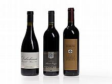 3 bottles of wine from Australia, 1997 and 1998 vintages