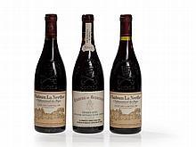 3 bottles Châteauneuf-du-Pape, 1994 vintage