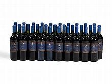 30 bottles Fonterutoli Siepi from 1994, 1995, 1997 & 1998