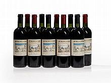 10 bottles 1990/1995 Avignonesi Desiderio Merlot, Tuscany