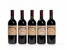 5 bottles 1997 Felsina Maestro Raro Berardenga, Tuscany