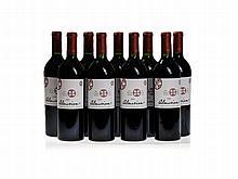 9 bottles 1997 Almaviva, Puente Alto/Chile