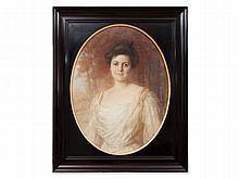Ida Baumann, Portrait Martha Elisabeth Staehelin, 1904