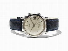 Angelus Datalarm Wristwatch, Switzerland, C. 1960