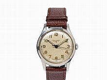 Longines Vintage Wristwatch, Switzerland, c. 1952