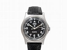"CWC Quartz Royal Navy ""G10"" Wristwatch, c. 1989"