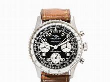 Breitling Navitimer Cosmonaute Chronograph, Ref. 809, c. 1965