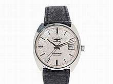 Longines Admiral Wristwatch, Switzerland, c. 1965