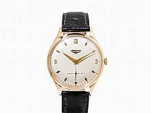 Longines Jumbo Calatrava Wristwatch, c. 1955