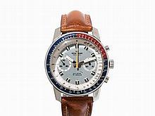 Wakmann Pepsi Diver's Chronograph, Ref. 6886, c. 1975