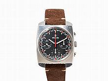 Nivada Racing Dial Chronograph, Switzerland, c. 1975