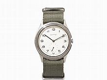 Eberhard Vintage Stepcase Wristwatch, c. 1940