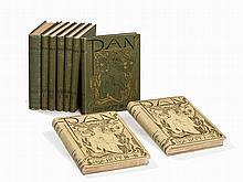 PAN, 9 Volumes, Julius Meier-Graefe / Otto Bierbaum, 1895-1899