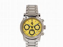 Girard Perregaux Ferrari Chronograph, Ref. 8020, c. 2000