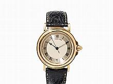 Breguet Marine Wristwatch, No. 370, Switzerland, C. 1990