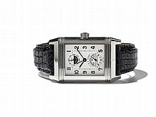 Jaeger LeCoultre Reverso 1000 Hours Control, Switzerland C.2008
