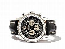 Breitling Cosmonaut Chronometer Wristwatch, Switzerland C. 2010
