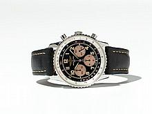 Breitling Navitimer Wristwatch, Switzerland, Around 2000