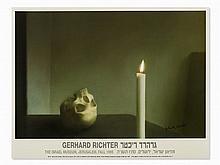 Gerhard Richter (b. 1932), Exhibition Poster, Jerusalem, 1995